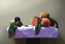 Still Life Food Art Paintings