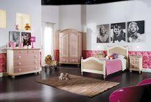 Children Room Design - Amenajare Camera Copii / Propuneri design interior pentru camera copilului cu piese de mobilier din lemn masiv special create pentru a cultiva frumosul si simtul estetic inca din primii ani de viata.