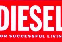 DIESEL KIDS / Nata 1978 da un idea dell'imprendiotore Vicentino Renzo Rosso, Diesel è diventato uno dei marchi di moda più importanti nello stile casuale nello stile urbano con collezioni per neonati, bambini e ragazzi di età compresa tra 6 mesi e 16 anni.