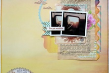 Paper Wings Productions Scrapbook Layouts