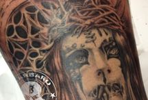 Rock/Metal Tattoos / #heavymetaltattoo #rocktattoo #deathmetaltattoo