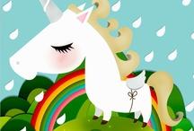 licorne / unicorn