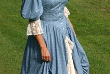 historical clothing & other characters