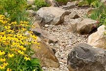 Landscape Irrigation & Drainage Solutions / When it comes to landscaping irrigation and drainage, our experts can recommend ways for you to reduce your water consumption and lower your costs! Check out some of our landscape irrigation and drainage solutions in the Portland metro area.