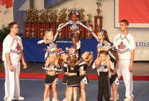 Super Peewee Cheerleading