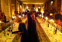 Hogmanay Party at Ferniehirst Castle / Some images from a recent function we did here in the Scottish Borders