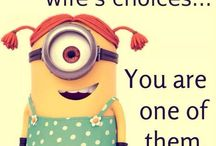 Minions - Who doesn't like Minions.