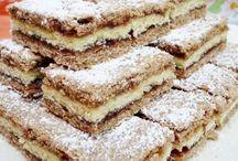 Magyar ételek sütemények