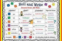 Spill for å skrive setninger