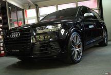 Karosszéria védelem - Audi SQ7 / fólia, karosszéria védelem, garázs, luxus, autó, 3m , Hexis, PPF nano,