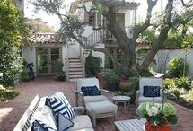 Spanish colonial inspiration for our little home