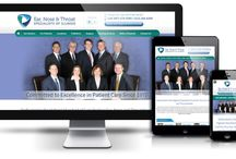 Healthcare Websites / See our latest Healthcare Websites by Web312.com