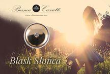 Blask słońca / Magia promieni słonecznych zaklęta w biżuterii Bianca Cavatti.
