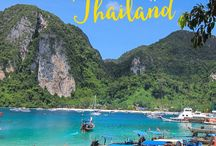 Thailand / Thailand is A Land of Smile!