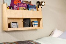 bunkbed storeage