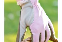Garden gloves - садовые перчатки, перчатки для садоводов и флористов, мужские рабочие перчатки