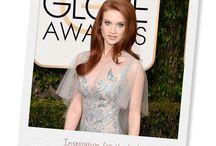 Golden Globes / Hair Breakdown