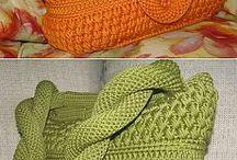 sacs tricoté