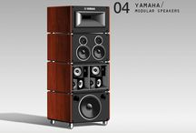 Thumping great speakers