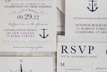 nautical wedding for rina / nautical wedding ideas