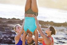 Starting poses / This a collection of cool starting poses for acrobatic gymnastics trio