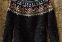 strikkejakker