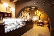 Cafe La Catedral / Cafe, pasteles, cupcakes, galletas