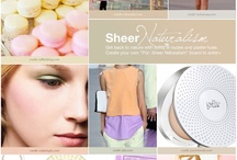 """My Sheer Naturalism Board / My """"Sheer Naturalism"""" board for a chance to win! www.purminerals.com #purpinspiration / by Lisa Brown"""