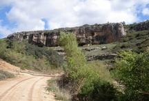 Sortida a l'ermita de Cièrvoles / Sortida btt a l'ermita de Ciérvoles