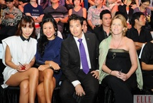 ELLE Fashion show 2012 - Front row and Red carpet