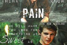 Robbie Kay/Peter Pan