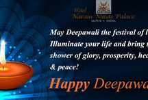 Wishes / Wishes from Hotel Narain Niwas Palace on all occasions