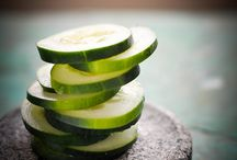 Ingredient: Cucumber / Cucumber cools and hydrates the skin, and you can find it in our Bright Eyes Very Gentle Eye Make-up Remover!