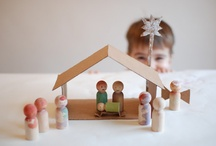 Christmas with Kids / Activities and ideas for enjoying the holidays with children.