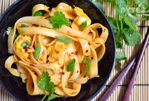 Recipes to Try - Noodles/Pasta