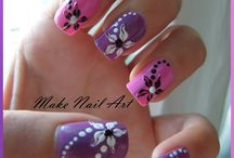 Nails / by Lucinda Davidson