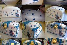 3d cake / by Annemieke de Jong