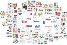 THE 10 MEGA-CORPORATIONS THAT CONTROL ALMOST EVERYTHING YOU BUY