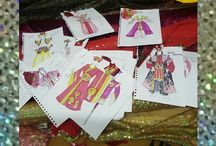 Pantomime Costumes by Molly Limpet's