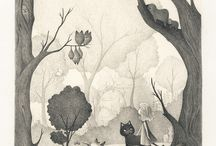 Illustrations  / A story telling drawing :))) / by Jesica Suprin