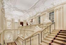Liechtenstein palace Vienna - city palace - Stadtpalais Lichtenstein / City palace Liechtenstein Vienna HD pic