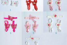 Boho Baby Wedding Accessories