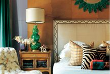 Bedrooms / by Tramell Boyd-Simpson
