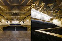 Auditorium/teatri/sale musica
