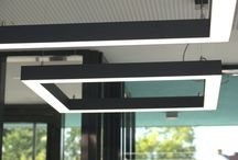 Light solutions / Light solutions for administration, shops and culture places