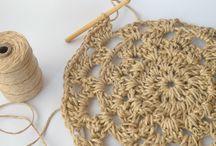 crochet with yarn alternatives