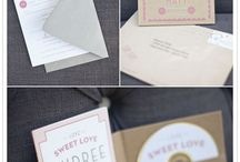invitations - design