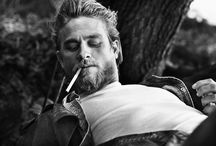 Charlie Hunnam...That's all. / I love Charlie Hunnam. / by Dava Snell Foster
