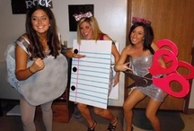 Non-Slutty Halloween Costume ideas / by Becky Mages