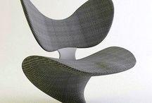 Design / Design furniture, lighting, vases